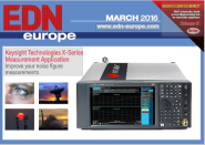 EDN Europe - March 2016
