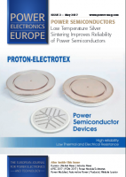 Power Electronics Europe - May 2017