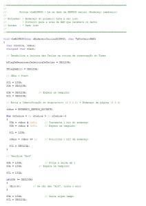 Rotina em C para leitura de uma E2PROM - parte 1