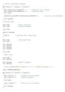 Rotina em C para leitura de uma E2PROM - parte 2