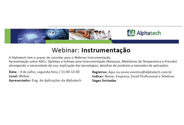 Instrumentacao Alphatec destacada