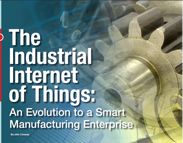 E-Book - The Industrial Internet of Things