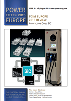 Power Electronics Europe - August 2018
