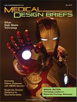 Medical Design Briefs - May 2019