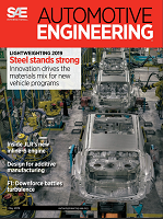 SAE Automotive Engineering - May 2019