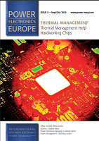 Power Electronics Europe - September/ October 2019