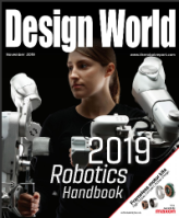 Design World - 2019 Robotics Handbook